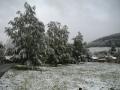 Návrat zimy do Sklenařic, 23.května 2004