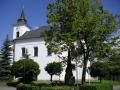 Kostel ve Vysokém nad Jizerou, 17.července 2004