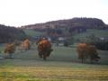 Čermákovy Rovně z Tomášových vrší, 10.října 2004