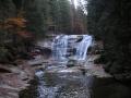 Mumlavský vodopád, 19.října 2005