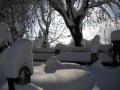 Hřbitov ve Vysokém nad Jizerou, 23.prosince 2005