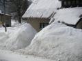Sníh před Hamburkem, 12.března 2006
