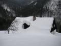 Chaloupka pod Planýrkou, 18.března 2006