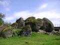 Čertovy kameny nad Josefovým Dolem, 27.5.2006
