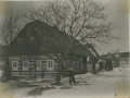 Nový Jork - Terst - Habovi, v pozadí Hamburk v roce 1932