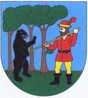 Vysocký znak s naším medvědem