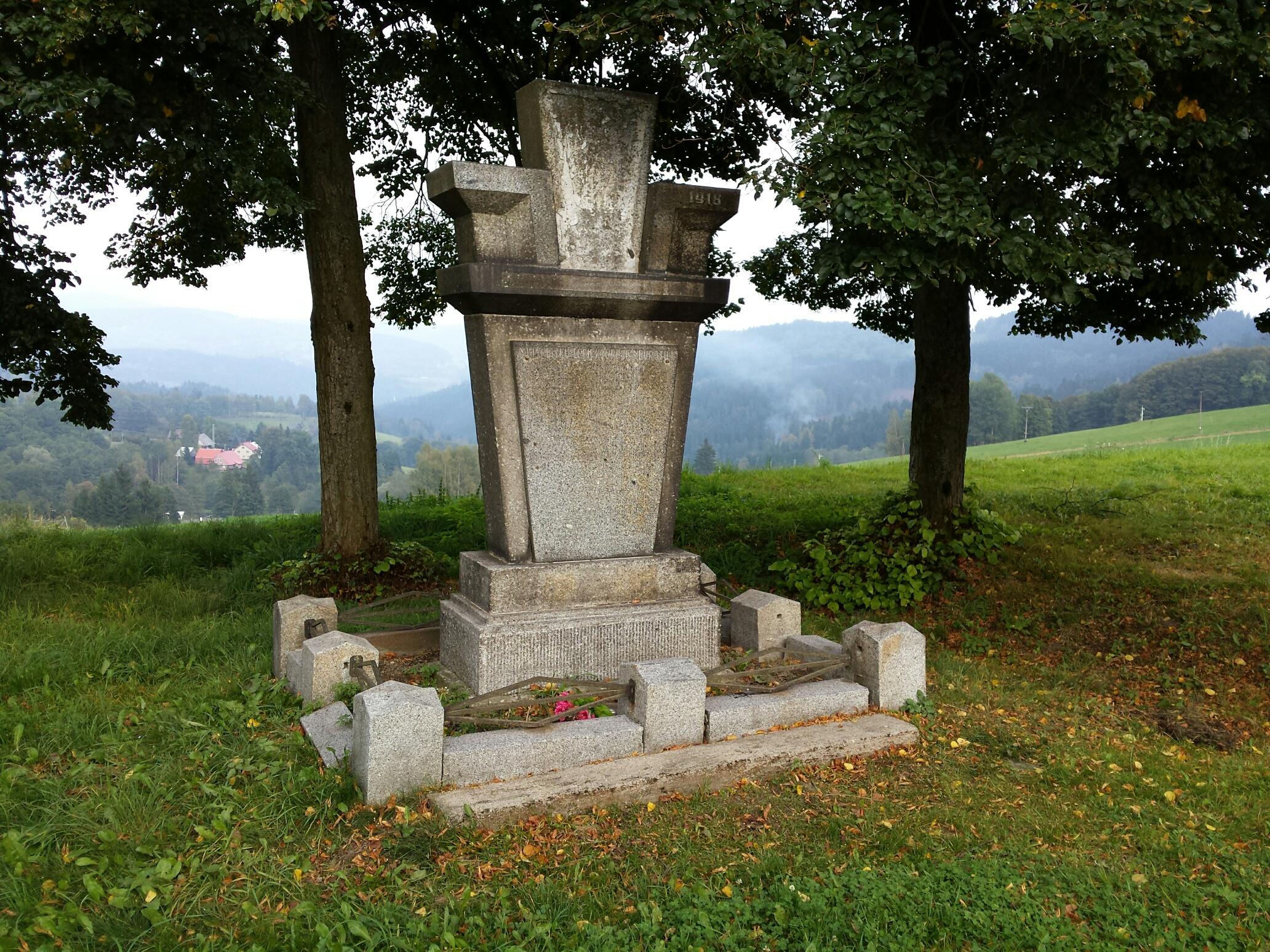 Rekonstrukce pomníku
